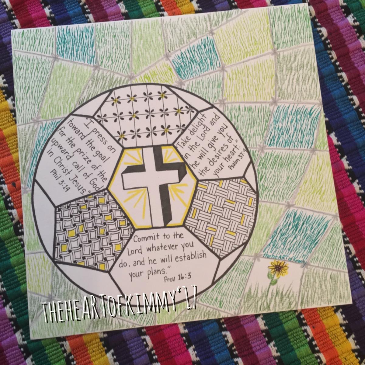 Soccer & Saints